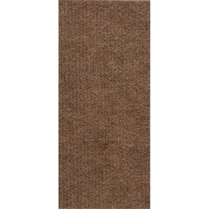 Immagine di Pavimento tessile Project 801, agugliato verticale cannettato, in polipropilene, spessore 4 mm, h 2 mt, colore nocciola