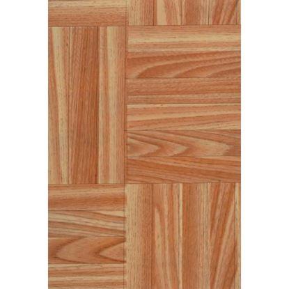 Immagine di Pavimento Corallo, in PVC multistrato, superficie a disegno goffrato, spessore 0,8 mm, h 2 mt, finitura blocchi