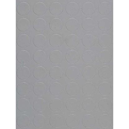 Immagine di Pavimento Bolflex, in PVC multistrato, spessore 1,3 mm, h 2 mt, peso 2 kg/m², colore grigio, superficie bollo
