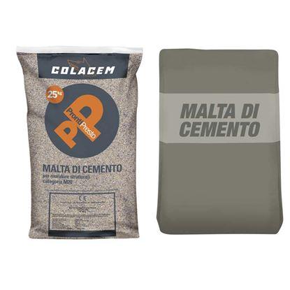 Immagine di Malta di cemento M20, sacco da 25 kg