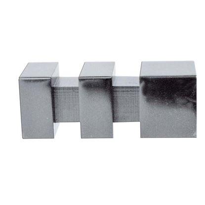 Immagine di Terminale Rebus, Easy Contemporaneo, Ø 20 mm, 2 pezzi, nickel