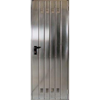 Immagine di Porta cantina, ferro, 80x200 cm