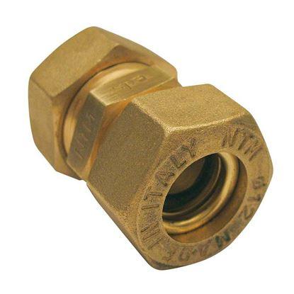 Immagine di Manicotto meccanico, rame, Ø22 mm
