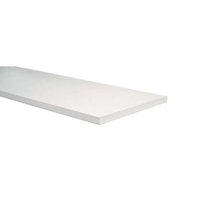 Immagine di Mensola, melaminico, bianca, 18x600x200  mm