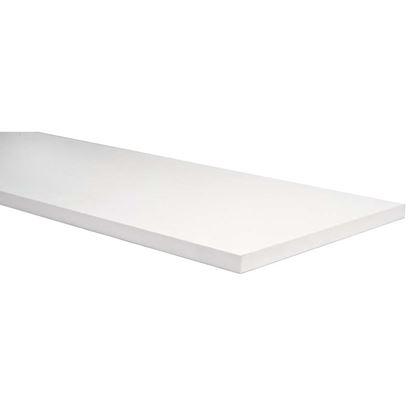Immagine di Mensola, melaminico, bianca, 18x1000x500  mm