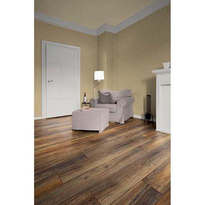 Immagine di Pavimento laminato Robusto, 12x188x1375 mm, 1,293 m² a confezione, colore rovere antico