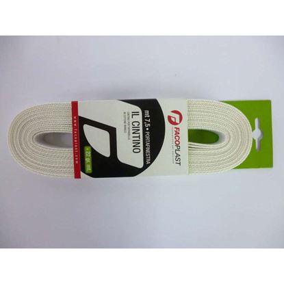 Immagine di Cintino cotone leggero, 22 gr, bicolore, 7,5 mt