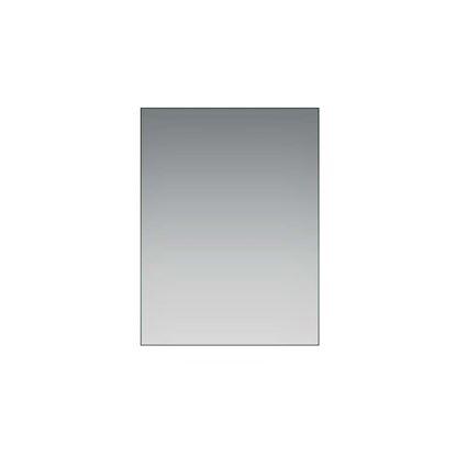 Immagine di Specchio semplice, filo lucido da incollo, 60x45 cm