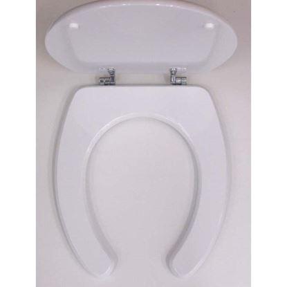 Immagine di Sedile WC, universale speciale, per diversamente abili