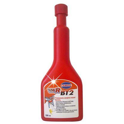 Immagine di Additivo Tamoil, WR BT2, rigenerante benzina, incrementa il numero di ottani, per motori sino ad Euro 3, 200 ml
