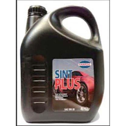 Immagine di Olio Tamoil, Sint, SAE 5W-30, lubrificante sintetico, per motori aspirati o turboalimentati, a benzina o a gasolio, 4 lt