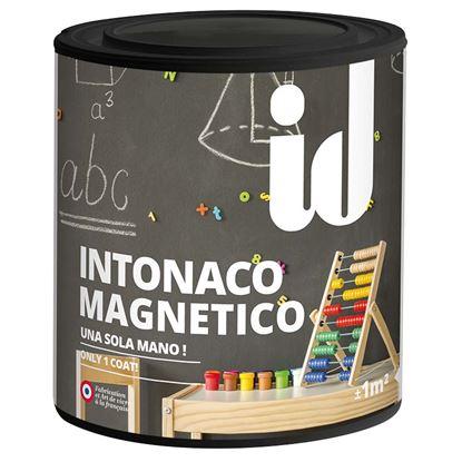 Immagine di Intonaco magnetico,  trasforma i muri in superfici magnetiche, resa  ±1m², 1kg