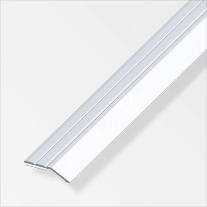 Immagine di Profilo di chiusura autoadesivo, 30x5 mm, 1,0 mt, alluminio ottonato