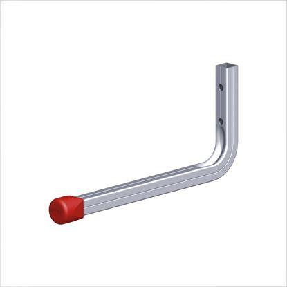 Immagine di Gancio alluminio, 230x130 mm