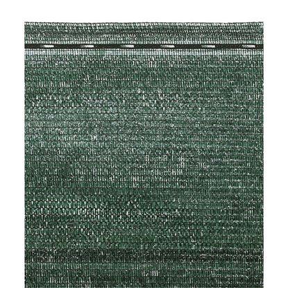 Immagine di Tessuto ombreggiante, accoppiato, 280 gr/m² circa, in piattina di polietere, capacità schermante del 100%, 1x3 mt