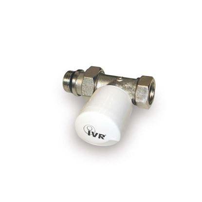 """Immagine di Valvola Saturn, IVR, termostatizzabile, dritta, attacco ferro, 3/8"""""""