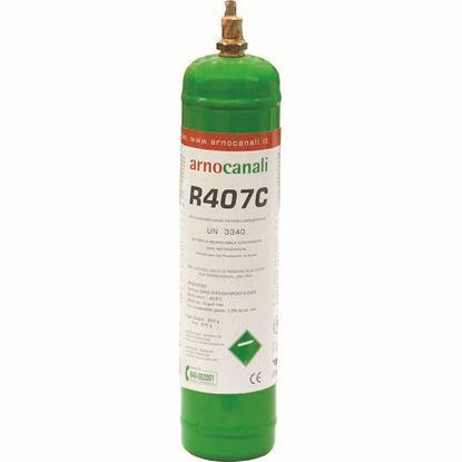 Immagine di Bomboletta freon, R407c, 1 kg
