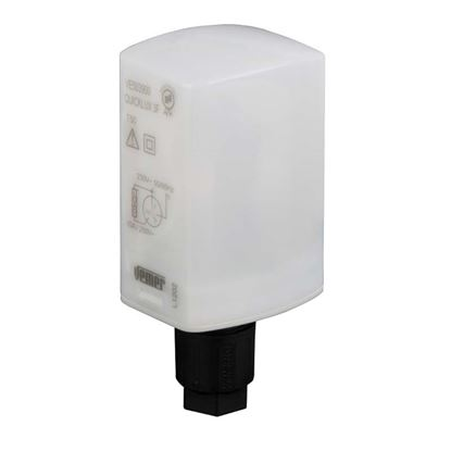 Immagine di Interruttore crepuscolare Quicklux-3F, fissaggio a parete o palo, trimmer per la regolazione della luminosità