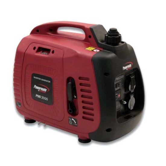Immagine di Generatore di corrente ad inverter, Powermate PMi1000, silenziato, potenza massima erogata 1000 kW, peso 14 kg