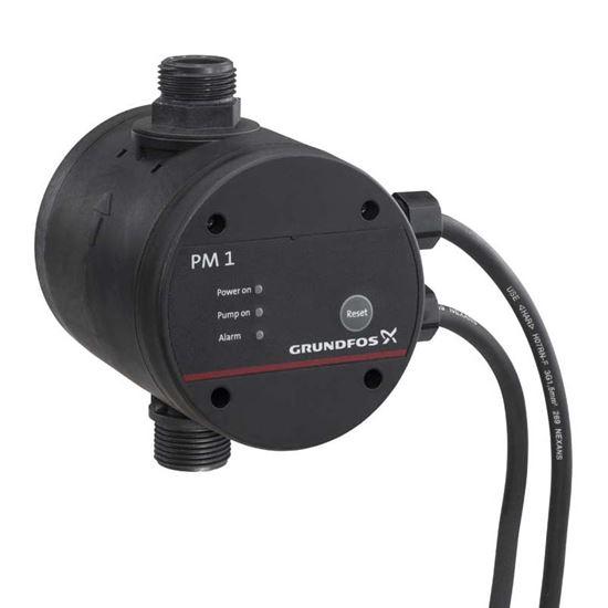Immagine di Dispositivo per il funzionamento di pompe centrifughe Grundfos, PM 1/22, 1x230V, 50/60Hz