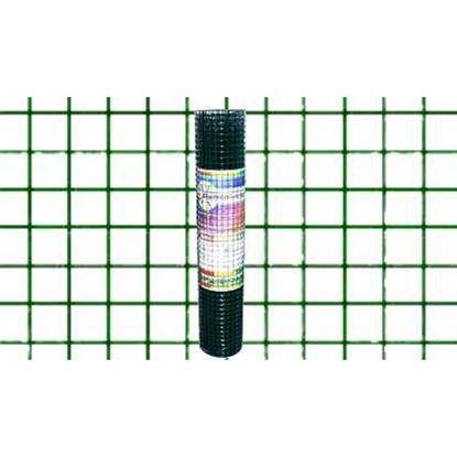 Immagine di Rete plastificata, 75x50, h 120, 25 mt