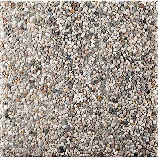 Pavimento brembo fine da esterno lavato misura 50x50 cm pavimenti e piastrelle ottimax - Piastrelle pavimento esterno ...