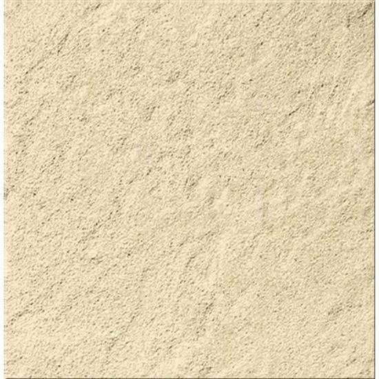 Pavimento Martellinato Rustico Da Esterno Colore Giallo