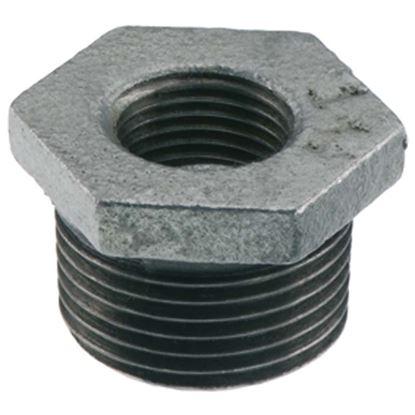 """Immagine di Riduzione zincata, Figura 241, MF 2""""x1""""1/2"""