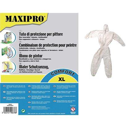 Immagine di Tuta di protezione per pittore, taglia XL