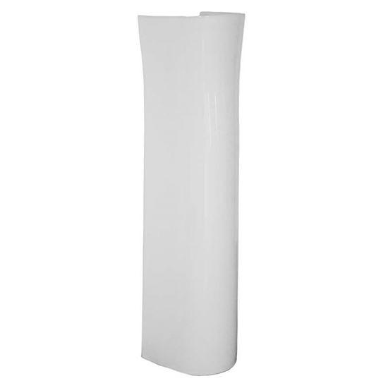 Immagine di Colonna, Colibrì 2, h 70 cm, colore bianco