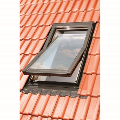 Immagine di Raccordo in acciaio per finestra da tetto 79x98 cm