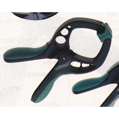 Immagine di Morsetto di serraggio, a molla, con ganasce mobili, capacità 60 mm