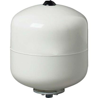 Immagine di Vaso espansione 18 lt, a norme alimentari, membrana EPDM, pressione max di esercizio 10 bar, precarica 2,5 bar