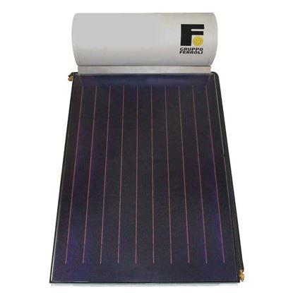 Immagine di Kit pannello solare Ferroli Ecotech 2F