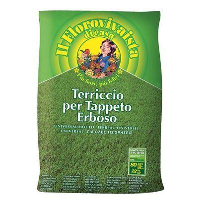 Immagine di Terriccio per tappeti erbosi, 80 lt