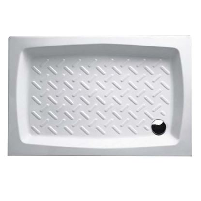 Immagine di Piatto doccia, ceramica althea, 72x90xh10 cm, colore bianco