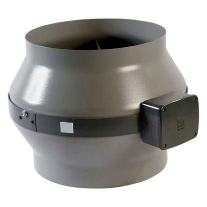 Immagine di Aspiratore assiale Vortice CA125MD Ø125 mm portata 345 m³/h