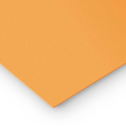 Immagine di Poli propilene compatto giallo, 100X50 cm