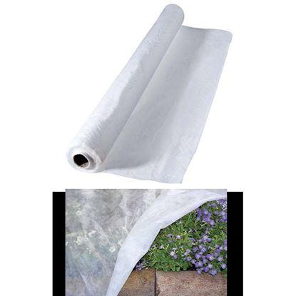 Immagine di Minirotolo TNT, 17 gr. 1,6x20 mt, colore bianco