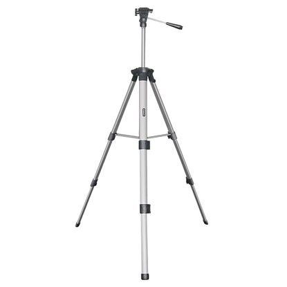 """Immagine di Treppiede in alluminio, altezza da 50-150 cm, attacco 1/4"""""""