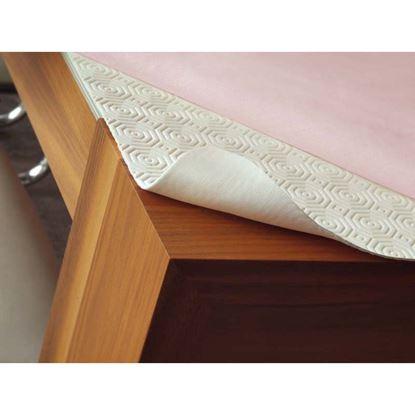 Immagine di Mollettone, bianco, h138 cm