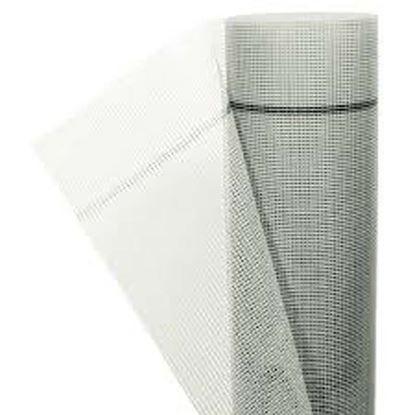 Immagine di Rete porta intonaco rotolo 50 m² h 1 mt, maglia 10x10  160 gr/m², etag 004