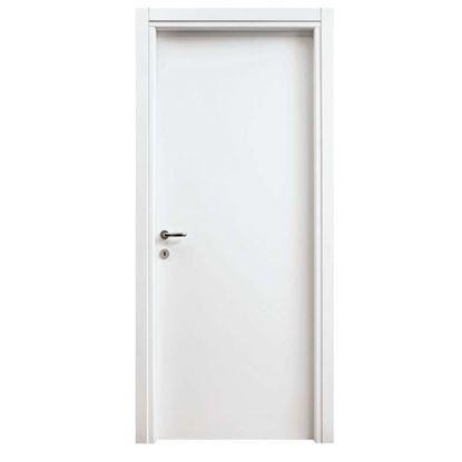 Immagine di Porta Tatiana reversibile, battente, bianca, 90X210 cm