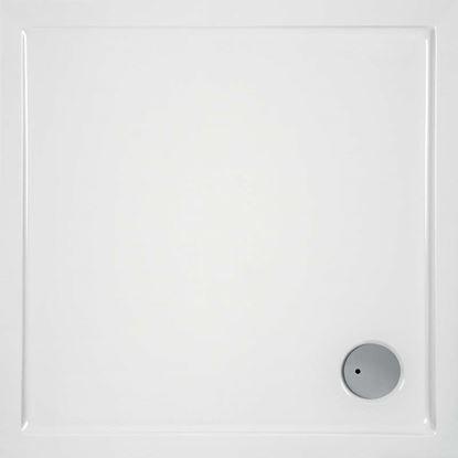 Immagine di Piatto doccia Champion, in acrilico, 80x80 cm