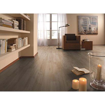 Immagine di Pavimento laminato Standard, 7x193x1376 mm, 2,39 m² a confezione, rovere chiaro inverno