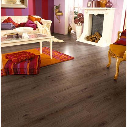 Immagine di Pavimento laminato Advanced, 8x193x1380 mm, 2,131 m² a confezione, rovere bruno millenium