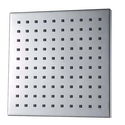Immagine di Soffione doccia quadrato in abs, anticalcare,  200x200 mm