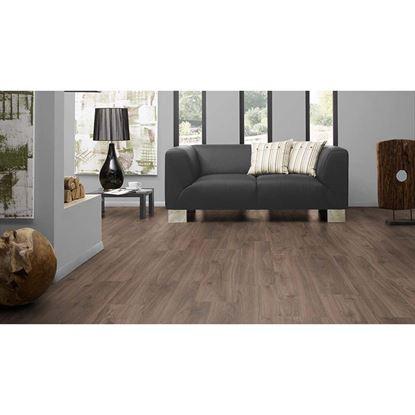 Immagine di Pavimento laminato Dynamic, 8x193x1380 mm, 2,131 m² a confezione, colore noce palazzo