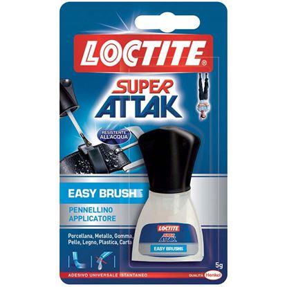 Immagine di Loctite super attak easy brush, 5 gr