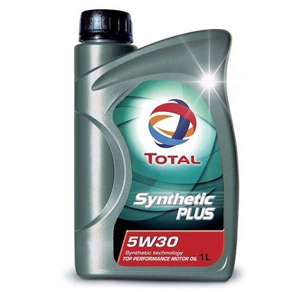 Immagine di Olio Total synthetic plus 5w30, 1 lt